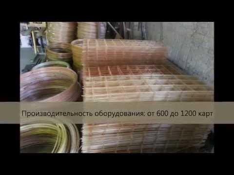 Линия по производству композитной кладочной сетки ЛКС500