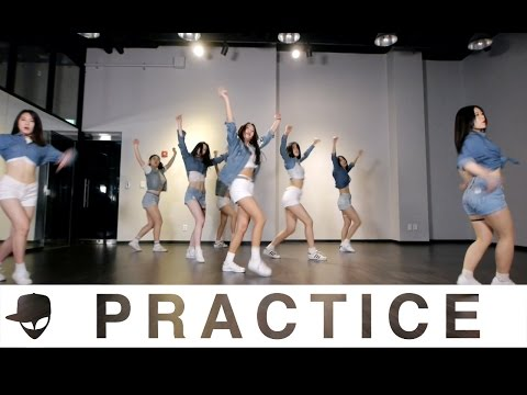 ALiEN | Fifth Harmony - Reflection | Practice