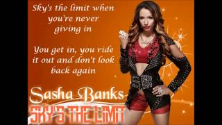 Sasha Banks WWE Theme Song - Sky