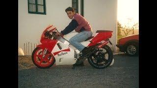 Cover images Entrevista a MIKEL REKADISTA sobre sus inicios en Moto en canal TXATARRISTA