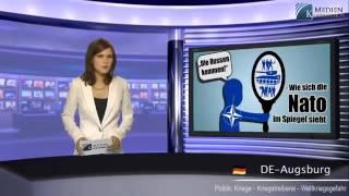 Русские идут! Жесткая пропаганда НАТО против России!