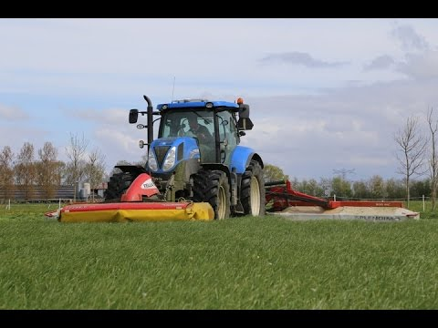 The silage story | From start to finish | First cut season 2015 | Flevoland - Netherlands