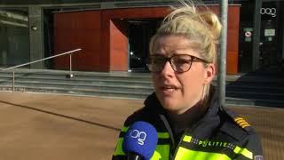 Twee arrestaties na wilde achtervolging door Groningse binnenstad