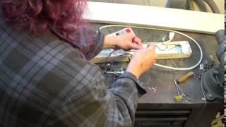 Redneck Conversion:  Fluorescent Shop Light To Led, Installment 2