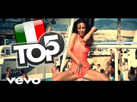 TOP 5 Hits Reggaeton in ITALIANO 2017 (Italian Version Matteo Bellu)