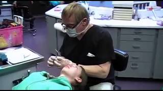 Hamilton Orthodontist Dr. Schacher Discusses Headgear - 905-545-3021