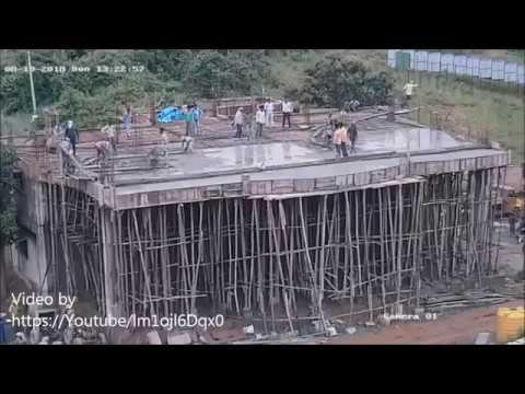 Coran Ambruk / Kecelakaan Kerja Bangunan