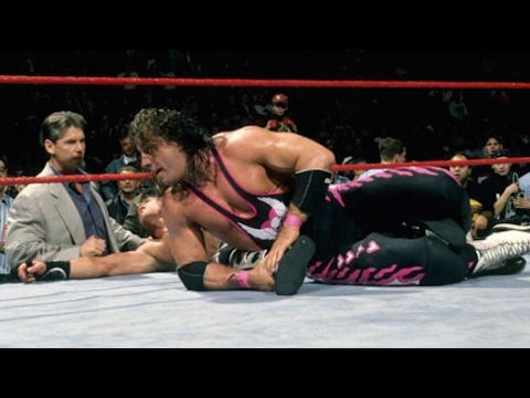 Why The Montreal Screwjob Is The Wrestling Film We Actually Want