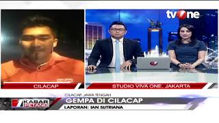 Download Video Gempa Bumi 5,5 SR Guncang Kabupaten Cilacap MP3 3GP MP4
