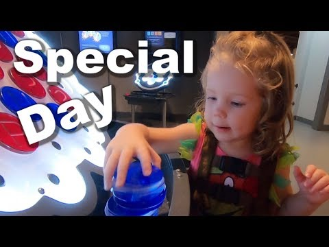 Autistic Toddler Spends Special Day Out with Mom