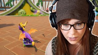 Tracy Live Streaming Spyro