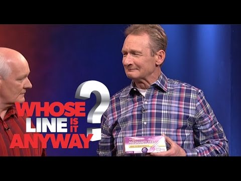 Dorothy Gale gets Knocked Up - Whose Line Is It Anyway? US