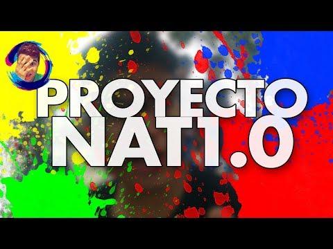 PROYECTO NAT 1.0 | Ryan Echeverria