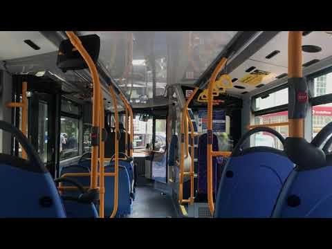 *BRAND NEW* Journey On Route 43 - LJ19CTY (BDE2614) | BYD Enviro 400 EV City