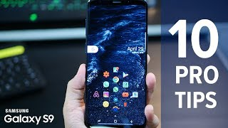 10 PRO tips to master your Samsung Galaxy S9