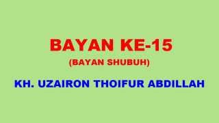 015 Bayan KH Uzairon TA Download Video Youtube|mp3