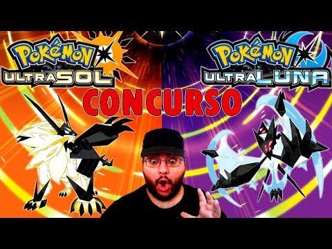 [Sorteo Express] Pokémon Ultra Sol o Ultra Luna