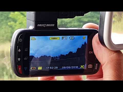 NEXTBASE 312GW Dashcam review EP3