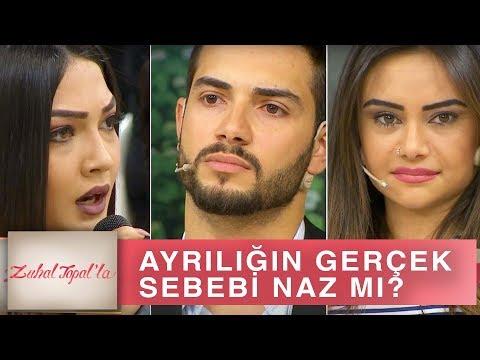 Zuhal Topal'la 215. Bölüm (HD) | Ali ve Naz'dan Olay Yaratan Doğum Günü Fotoğrafları!