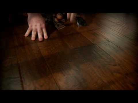 Bella Cera Hardwood Flooring expert Tony Robison on True Hand Scraping - Bella Cera Hardwood Flooring Expert Tony Robison On True Hand