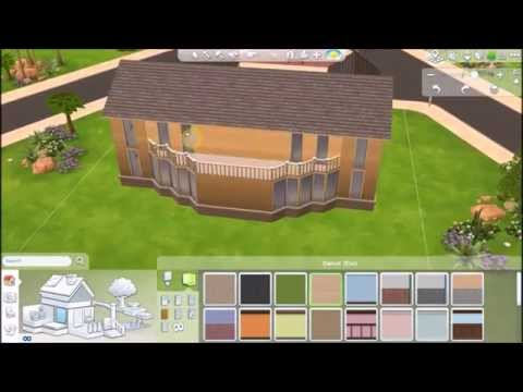 The Sims 4 : Avery House: Speed Build