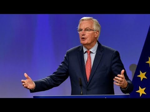 Q&A: David Davis and Michel Barnier News conference following 6th round of Brexit talks