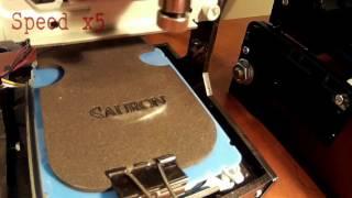 Neje laser engraver/cutter - cutting 4mm foam
