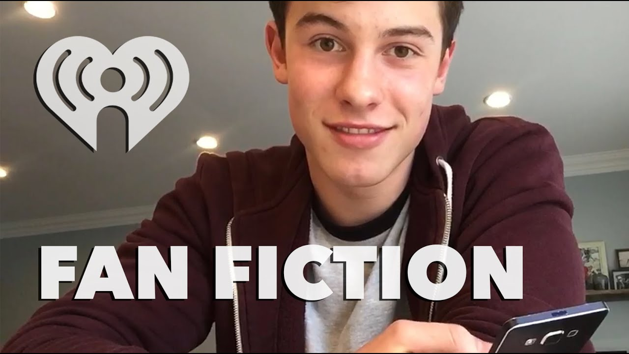 Shawn Mendes Reading Fanfiction: