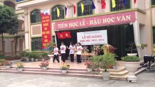 The last show - 9A3 THCS NAM TRUNG YÊN (2009-2013)
