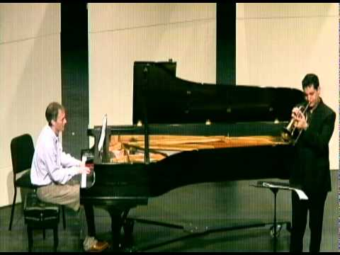 "Rex Richardson and James Stephenson play ""Reflections"""
