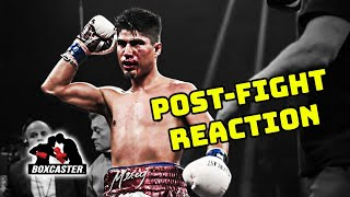 Mikey Garcia vs. Robert Easter - LIVE Post-Fight Reaction