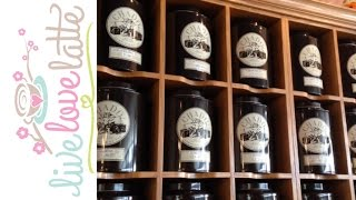 LA Trip: Chado Tea Room in Japanese American Natl Museum {VLOGust 2015 DAY 2}
