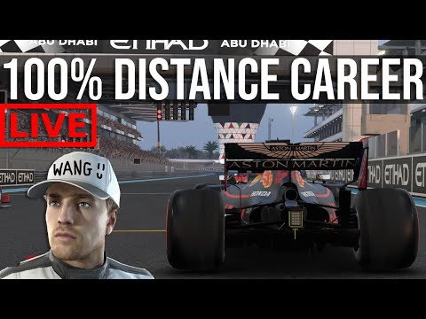 F1 2019 - The FINALE Of Our 100% Distance Career Mode | Abu Dhabi