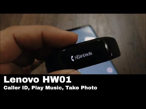 Lenovo HW01 caller ID, Take Photo and Play Music - कैसे इस्तेमाल करे