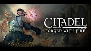 Spellcasting Sandbox RPG -  Citadel Forged with Fire ( PC Game ) Early Access Game