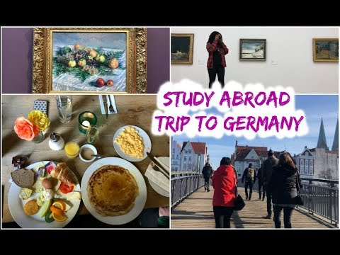 Study Abroad: Trip to Germany (DIS Copenhagen Core Course Week)