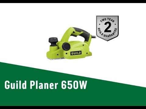 4838546 Guild Planer 650W