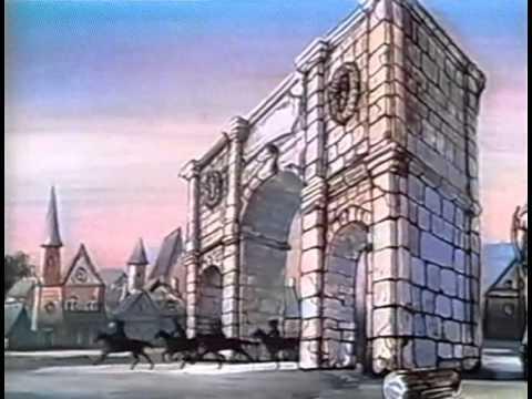 Три мушкетера 1973 мультфильм