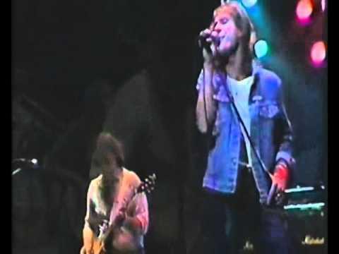 Alaska - Secrets (Shockwave Festival Belgium 1985) (Bernie Marsden, Don Airey)