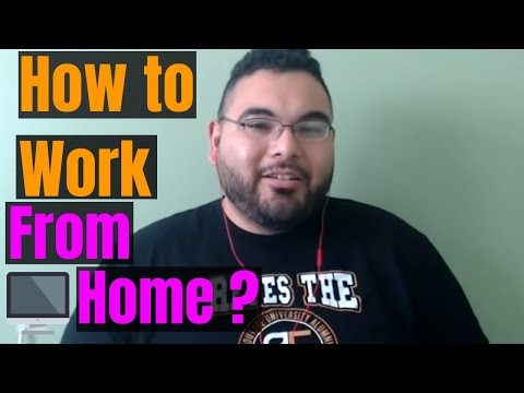 How To Work From Your Home With Reyes The Entrepreneur