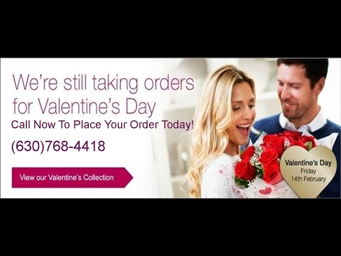 Deliver flowers To Chicago IL 60611 Valentine's Day