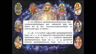 Durga Saptashati - Path Vidhi, Sankalpa & Shapoddhar
