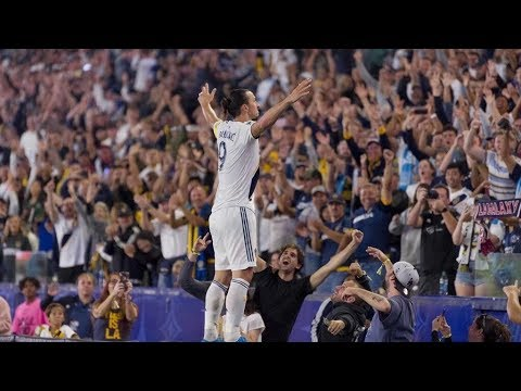 ALL GOALS: Happy Birthday Zlatan! Watch all of Zlatan Ibrahimovic's goals with the LA Galaxy