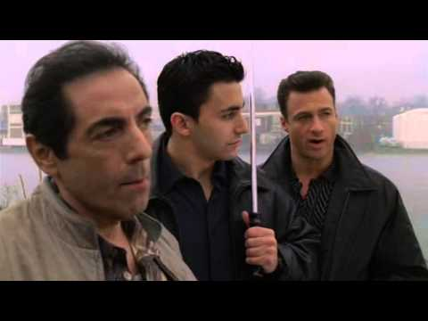 Meeting between the Tony and Richie Aprile - The Sopranos HD