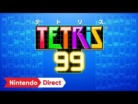 TETRIS® 99 [Nintendo Direct 2019.2.14]