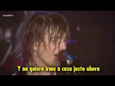 Goo Goo Dolls - Iris (Subtitulado Español)