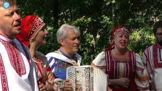 Валерий Сёмин заслуженный артист РФ!! Родина у нас одна, а душа её в гармони!