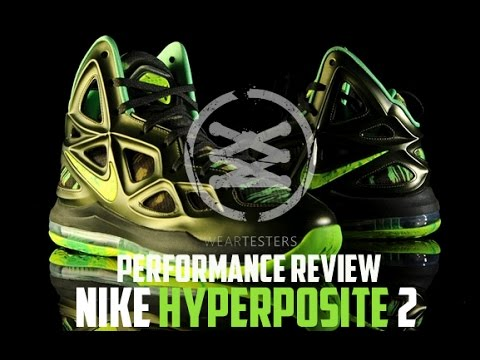 Nike Hyperposite 2 Performance Review - YouTube 5e78de77c