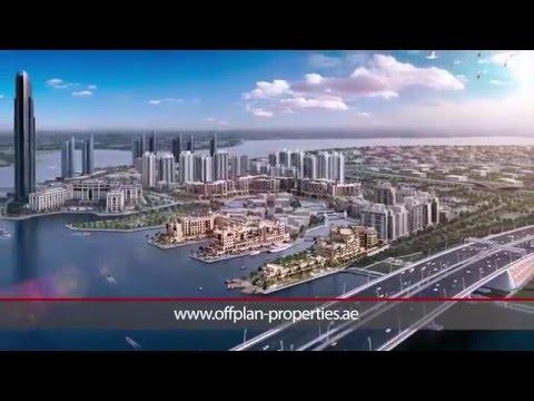 Apartments for Sale & Rent at Dubai Wharf - Culture Village Dubai Creek