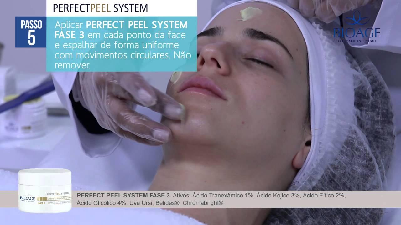 peel system Facial